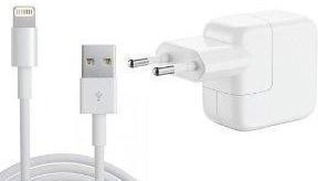 fe36b42beec Cargador Apple iPhone 6S Plus Lightning 2 metros - 12 Vatios ...